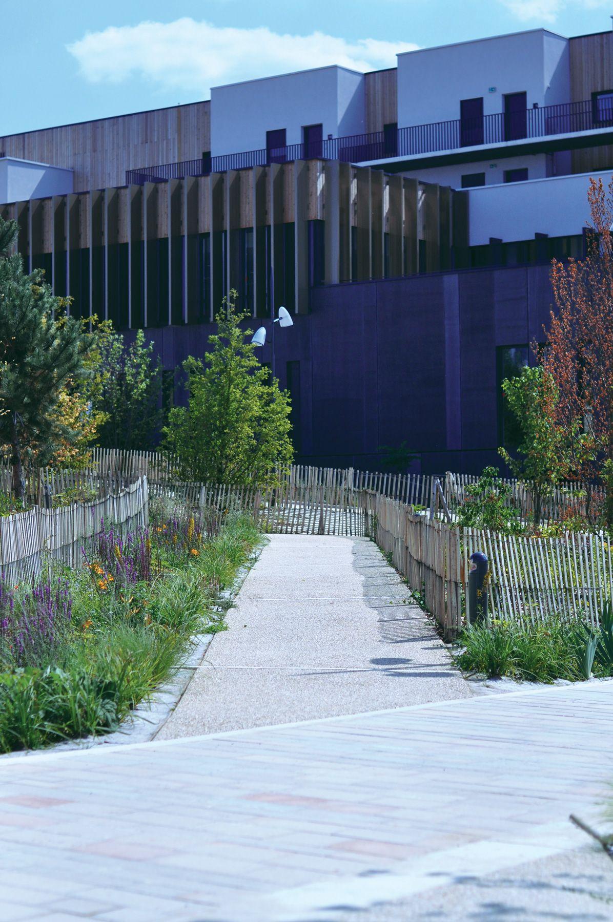 Am nagement espaces publics du quartier maille horizon for Espace vert nord